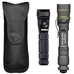 Ripoffs CO-153 Holster for Flashlights - Sure Fire Aviator,Streamlight Strion,Scorpion LED - Clip-On Version