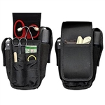 Ripoffs CO-175 9-Pocket Holster for EMT & Trauma Equipment - Clip-On Version