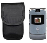 Ripoffs CO-184EP Holster for LG, Motorola RAZR, Samsung, Sony Cell Phones - Clip-On Version