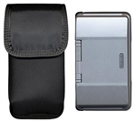 "Ripoffs CO-186EP Holster for Digital Cameras - fits 5.875""x3.25""x1.125""also fits Nintendo DS - Clip-On Version"