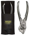 Ripoffs CO-2 Holster for Pliers, Large Diagonal or Side Cutter Sheath - Clip-On Version