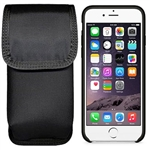 Ripoffs CO-333 Holster fits Apple iPhone X with no cover, 6, 6S or 7 with Apple Cover, Speck or Galaxy S8 with no cover.