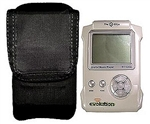 Ripoffs CO-48 Holster for Large Digital Pagers - Motorola Adviser,T900 2-Way Pager+ - Clip-On Version
