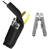 Ripoffs CO-7 Holster for Mini Flashlight, Knife, Plier, Clip, or Scissors - Clip-On Version