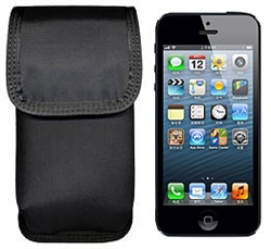Ripoffs CO-i5 Holster for Apple iPhone 5 & Motorola Droid Razr M - Clip-On Version