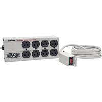 Tripplite IB8RM Isobar Surge Protector with Remote Master Switch, 8 Outlets 12ft. Cord