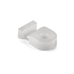 HellermannTyton MB29C2 Anchor Mount for Cable Ties 100/pkg