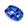 HellermannTyton PIPT Punch Down Installation Palm Tool for Modular Jacks