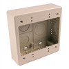 Tyton TSRI- (SELECT COLOR) -JBD<br>Dual gang junction box