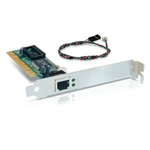Unicom FEP-4206-E 10Base-T/100Base-TX PCI Adapter Card with Wake-on-LAN