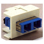 Unicom MS2-MC2-BG SC Connector Multimode 2 Port Beige