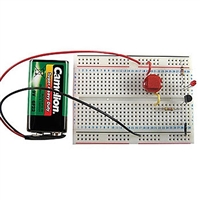 Velleman EDU01 Solderless Educative Starter Kit