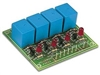 Velleman K2633 Relay Card Electronics Kit