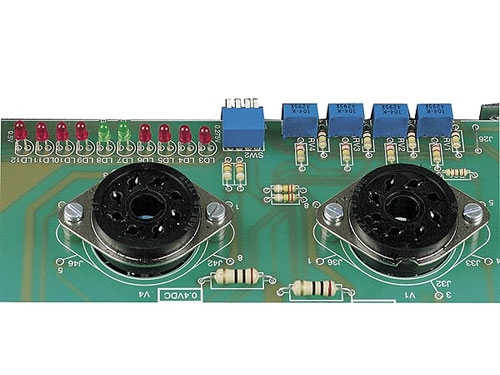 Velleman K4040 Stereo Tube Amplifier Kit | Arcade Electronics