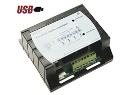 Velleman K8047 4 Channel Usb Recorder Logger Kit