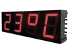 "Velleman K8089 2 1/4"" 7-Segment Digital Clock Kit"