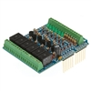 Velleman KA05 IN/OUT shield for Arduino