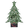 Velleman MK100B Blue LED Christmas Tree Electronics Project Kit