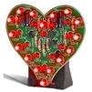 Velleman MK101 Flashing LED Sweetheart Electronics Kit