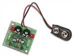 Velleman MK102 Flashing LED'S Electronics Kit