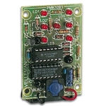 Velleman MK109 Dice LED Electronics Kit