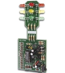 Velleman MK131 Traffic Light Project Kit