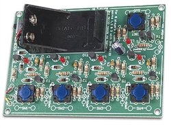 Velleman MK133 Quiz Table Electronics Kit