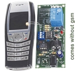 Velleman MK160 Remote Control GSM Mobile Phone Electronics Project Kit