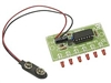 Velleman MK173 Mini-6-LED Chaser Electronics Project Kit