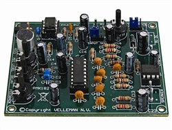 Velleman MK182 Digital Echo Chamber Electronics Kit