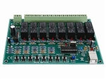 Velleman 8-Channel USB Relay Card VM8090
