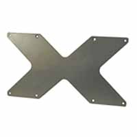 VMP AP-1 400mm X 200mm VESA Adapter Plate | Video Mount Products