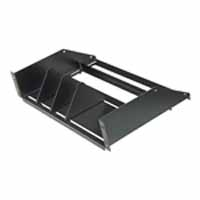 VMP ER-8RSA Adjustable 8 Receiver Rack Shelf | Video Mount Products