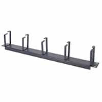 VMP ER-DRCM1 D-Ring Cable Manager - 1 Rack Space | Video Mount Products