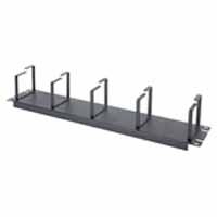 VMP ER-DRCM2 D-Ring Cable Manager - 2 Rack Space | Video Mount Products