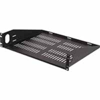 VMP ER-S2UV Vented Deluxe Rack Shelf | Video Mount Products