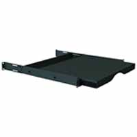 VMP ER-SS1U Rack Mounted Sliding Shelf 1U | Video Mount Products
