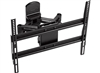 "VMP FP-MWAB 24"" to 37"" Medium Flat Panel Articulating Wall Mount - Black"