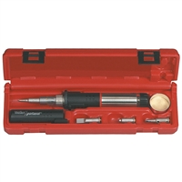 Weller PSI100K Portasol Super-pro Self-igniting Butane Soldering Iron Kit