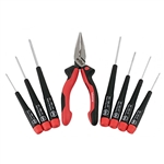 Wiha Precision Screwdriver Set with Pliers Tools Set 26190