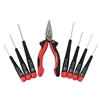 Wiha Tools 26190 Precision Screwdriver Set with Pliers