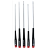 Wiha 26192 Precision Long Slotted & Phillips Screwdriver Set