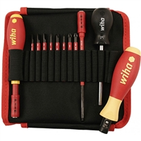 Wiha 28795 Insulated Torque Control 12 Piece Set