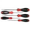 Wiha 30295 Screwdriver Set Soft Finish Cushion Grip Ergo