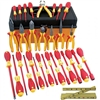 Wiha 32896 Insulated Electrician 31 Piece Tool Set
