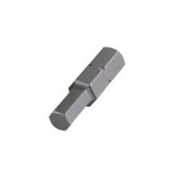 "Wiha Tools Hex Bits .050 thru 1/4"" 2/pkg"