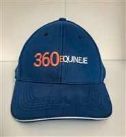 360Equine cotton Cap