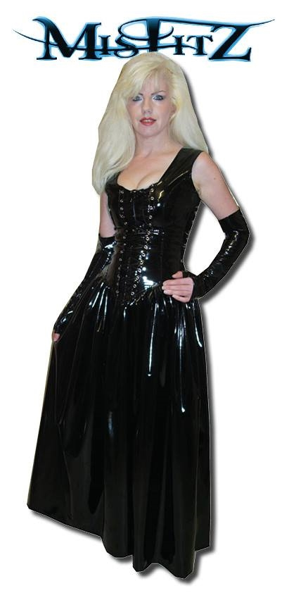 PVC COUNTESS BALLGOWN