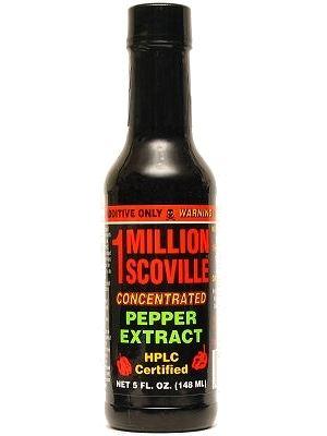 Mad Dog Hot Sauce   Million