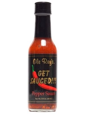Ole Ray's Get Sauced! Pepper Sauce